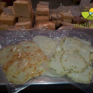 Fettine formaggio aromatico